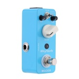 Compare Price Mooer Sky Verb Micro Mini Reverb Effect Pedal For Electric Guitar True Bypass Intl Not Specified On China