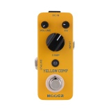 Mooer Yellow Comp Micro Mini Optical Compressor Effect Pedal For Electric Guitar True Bypass Intl Shopping