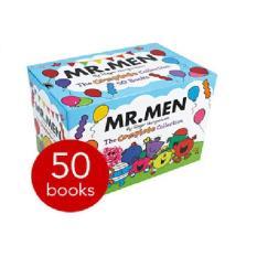 Mr Men Storybooks (Full Set)