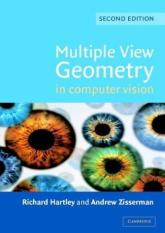 Multiple View Geometry in Computer Vision (Author: Canberra) Richard (Australian National University Hartley, Andrew (University of Oxford) Zisserman, ISBN: 9780521540513)
