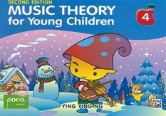Music Theory for Young Children Book Four by Ying Ying Ng - Piano Book - Music Book - Absolute Piano - The Music Works Store MB1