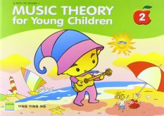 Music Theory for Young Children Book Two by Ying Ying Ng - Piano Book - Music Book - Absolute Piano - The Music Works Store MB1