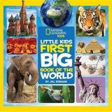 Review Little Kids First Big Book Of The World Author Elizabeth Carney Isbn 9781426320507 On Singapore