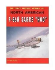 North American F-86H Sabre Hog (Air Force Legends) - intl