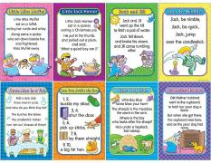 Nursery Rhymes Bulletin Board, Set 2