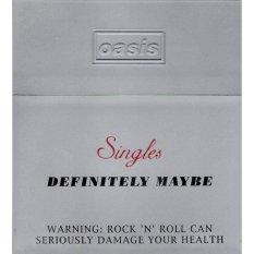 Oasis - Definitely Maybe CD Singles Box Set
