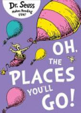 Oh The Places You Ll Go Author Dr Seuss Isbn 9780007413577 Best Price