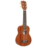 Buy Online Professional 21 Inch Sapele Soprano Ukulele With Rosewood Fretboard For Beginner Four Stringed Instrument Electric Box Small Guitar Intl Cheap On China