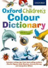 Oxford Childrens Colour Dictionary (Author: Oxford Dictionaries, ISBN: 9780192737540)