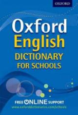 Coupon Oxford English Dictionary For Schools Author Oxford Dictionaries Isbn 9780192756985