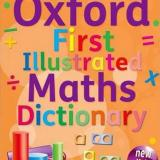 Top Rated Oxford First Illustrated Maths Dictionary Author Oxford Dictionaries Isbn 9780192733528