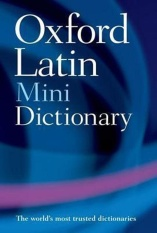 Oxford Latin Mini Dictionary (Author: , ISBN: 9780199534388)