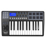 Where Can I Buy Panda25 25 Key Ultra Portable Usb Midi Keyboard 8 Drum Pads Controller With Usb Cable Intl
