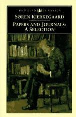 Papers and Journals (Author: Soren Kierkegaard, ISBN: 9780140445893)