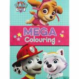 Low Cost Paw Patrol Mega Colouring