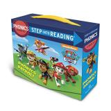 Discount Paw Patrol Phonics Box Set Paw Patrol Step Into Reading Nickelodeon
