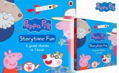 Peppa Pig Storytime Fun Toddlers Book