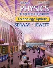 Physics for Scientists and Engineers, Volume 1, Technology Update (Author: Raymond (James Madison University (Emeritus)) Serway, Pomona) John (California State Polytechnic University Jewett, ISBN: 9781305116405)