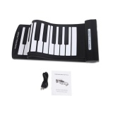 Sale Portable 61 Keys Flexible Roll Up Piano Usb Midi Electronic Keyboard Hand Roll Piano Intl Not Specified Branded