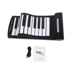 Where To Buy Portable 61 Keys Flexible Roll Up Piano Usb Midi Electronic Keyboard Hand Roll Piano Intl