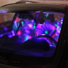 Cheap Portable Mini Usb Dj Disco Light Ball Stage Light Sound Control For Home Car Karaoke Party Ktv Club Wedding Show Pub Christmas Decorations Intl
