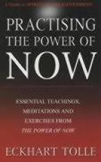Promo Practising The Power Of Now Author Eckhart Tolle Isbn 9780340822531