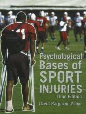 Psychological Bases of Sport Injuries (Author: , ISBN: 9781885693754)