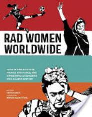 Rad Women Worldwide (Author: Kate Schatz, ISBN: 9780399578861)
