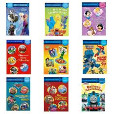 Random House Step Into Reading Stories Collections (Cars)