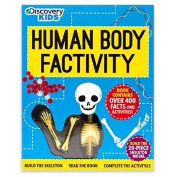 Reference Activity Kits Human Body