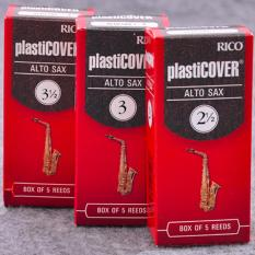 Sale Rico Plasticover Eb Alto Sax Reed 2 5 Box Of 5 Saxphone Reeds Intl China Cheap