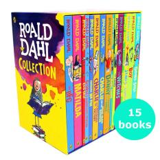 Who Sells Roald Dahl Collection 15 Books The Cheapest