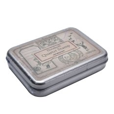 Veli Shy Rubber Wooden Stamp Box Set For Alice Adventures Fans Collection Gift D1 - Intl By Veli Shy.