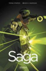 Saga Volume 7 (Author: Brian K. Vaughan, ISBN: 9781534300606)