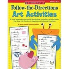 SC944990 FollowtheDirections Art Activities