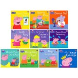 Series 3 Ladybird Peppa Pig Story Book Set Early Education Enrichment English For 1 7 Years Shop