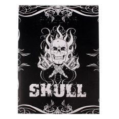 Skull Design Sketch Book Tattoo Works Art Supplies A4 76 Pages