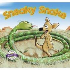 Sneaky Snake +CD