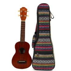Price Soft Padded Cotton Folk Style Hand Portable Bag Case Cover For 21 Inch Ukulele Intl Oem China