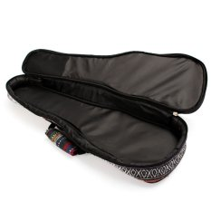 Retail Soft Padded Cotton Folk Style Hand Portable Bag Case Cover For 26 Inch Ukulele Export