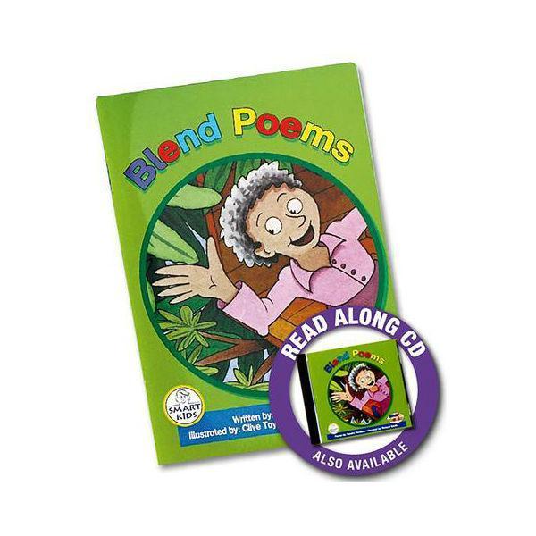 SP94-5 Blend Poems Book & CD
