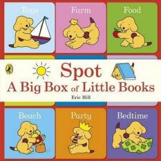 List Price Spot A Big Box Of Little Books Author Eric Hill Isbn 9780723296355 Justnile