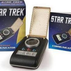 Star Trek: Light-and-Sound Communicator (Author: Chip Carter, ISBN: 9780762459339)