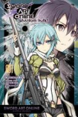 Sword Art Online: Phantom Bullet, Vol. 1 (manga) (Author: Reki Kawahara, ISBN: 9780316268882)