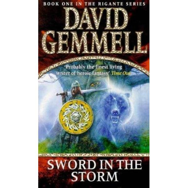 Sword In The Storm (Author: David Gemmell, ISBN: 9780552142564)