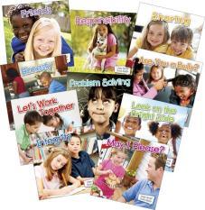 TCR102614 Little World Social Skills Set