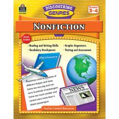 TCR9050 Discovering Genres: Non Fiction
