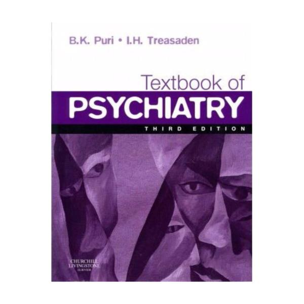 Textbook of Psychiatry 3rd Edition