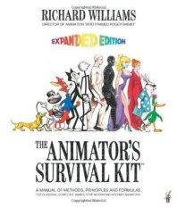 The Animators Survival Kit (Author: Richard E. Williams, ISBN: 9780571238347)