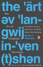 The Art Of Language Invention (Author: David J. Peterson, ISBN: 9780143126461)